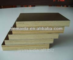 Phenolic wbp waterproof film faced plywood factory