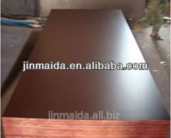 Waterproof construction plywood film faced plywood