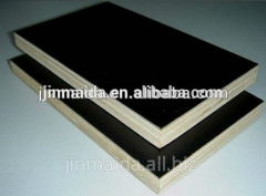 4*8 ft 17mm waterproof film faced plywood factory