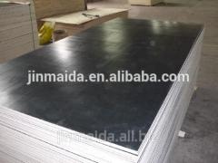 18mm phenolic black film faced waterproof plywood