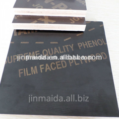 18mm waterproof film faced plywood for