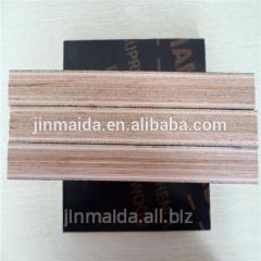 Brown film faced waterproof Plywood 1220*2440*18mm