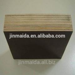 Supply outdoor brown film faced waterproof plywood