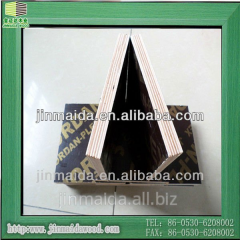 Phenolic wbp waterproof glue brown black film