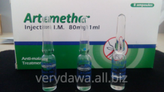 Medical injection Antimalarial Artemether