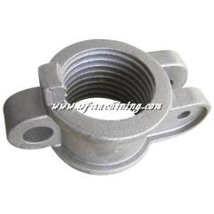 OEM Ductile iron Casting Valve Body for Sand