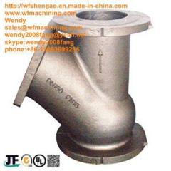 Higher Quality Steel Casting for Steel Valve