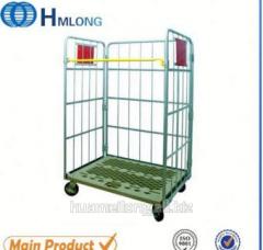 JP-1 Industrial stackable storage roll trolley