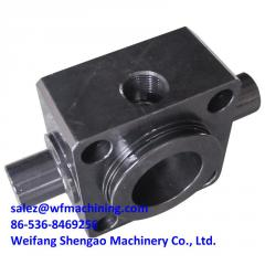 China Supplier CNC Machining Cylinder Parts for