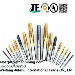 High Quality Machining Screw Taps for Machining