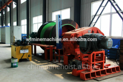 Machines for mines for lifting up to 4 and more