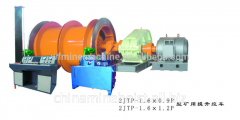 Winches mining