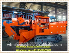 High quality mucking loader used in coal mine