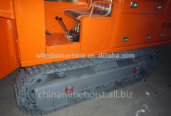 Brand new hot sale mine crawler loader mucking
