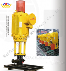 Multistage well pumps