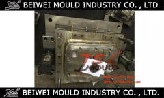 Plastic Injection Luggage Trolley Mould
