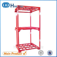 Nestainer Hot sale warehouse metal stacking rack system