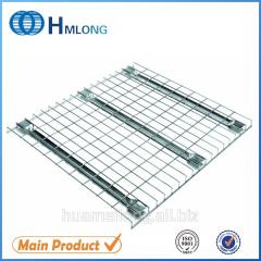 F channel warehouse welding steel wire mesh deck