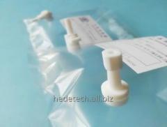 DuPont Tedlar PVF Gas Sampling Bag with side-opening PTFE valve plus fitting (air sample bag)