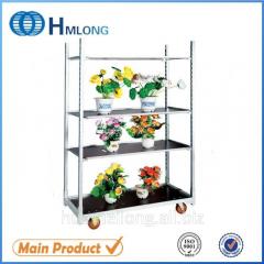 FT-1 Тележка для цветов металлическая садовод