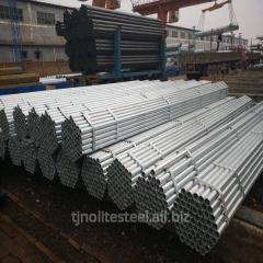 Scaffolding pipes bs1139