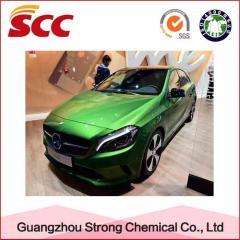 auto refinish 2K ACRYLIC TOPCOAT Green bluish