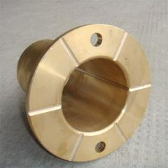 CHB-JFB Self-lubricating flanging Bronze Slide bearing