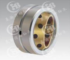 CHB-JQB Sphere Oscillating Bronze Bearing Self-lubricating with Graphite