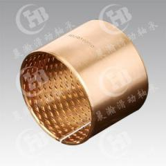CHB-FB090 Monometallic Self-Lubricating Bimetal Bearing