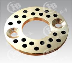 CHB-JTW Oilless Bronze Thrust Washers with Graphite Insert