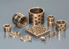 CHB-JDB Copper solid enchase self-lubricating bronze bearing