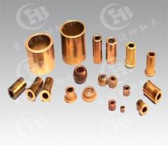 CHB-FU1 Self-lubricating Sintered Bronze bushing slide bearing