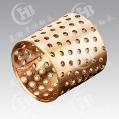 CHB-FB092 Monometallic Self-Lubricating Bimetal Slide Bearing