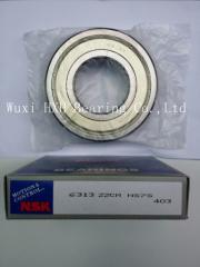NSK 6313 Deep groove ball bearing abec-5 GCr15