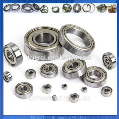 Bearings for machine tools