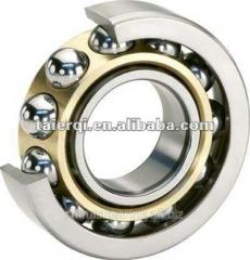 Separator type single row ball bearingss