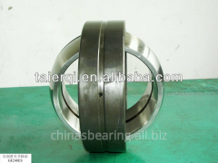 Sensitive bearings for machine tools