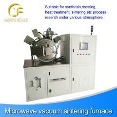 Microwave Vacuum Sintering Furnace
