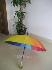 "23""*16K*14M/M Auto Rainbow Umbrella"