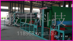 HDPE drainage board production line