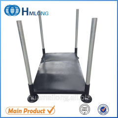M-4 Industrial heavy duty movable metal steel racking for warehouse