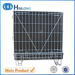 F-14 Euro warehouse storage wire mesh pallet cage