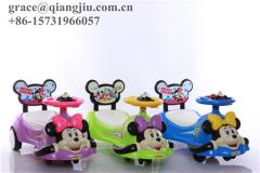 Swing car /ride on/ twist and go car /ce