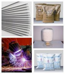 Potassium titanate for electrode