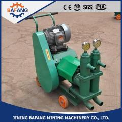 Mining machinery grouting pump
