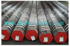 Seamless steel linepipe