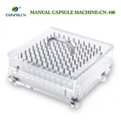 Manual Capsule Filler Machine CN-100/CN-100CL