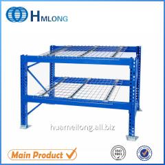 Industrial F channel wire mesh metal box beam wire deck