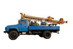 GSD-II Truck Mounted Drilling rig