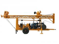 GSD-II Trailer type water well drilling rig